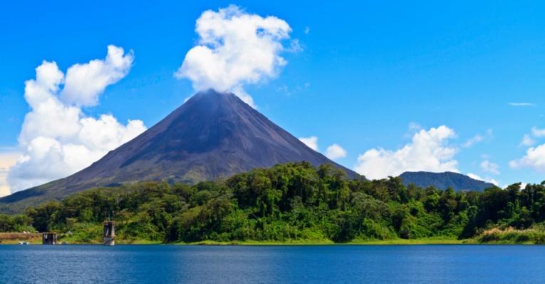 volcan,costa rica, destinos